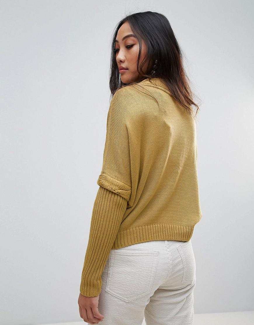 Somedays Lovin Womens Moonlight Drive Jumper Sweater