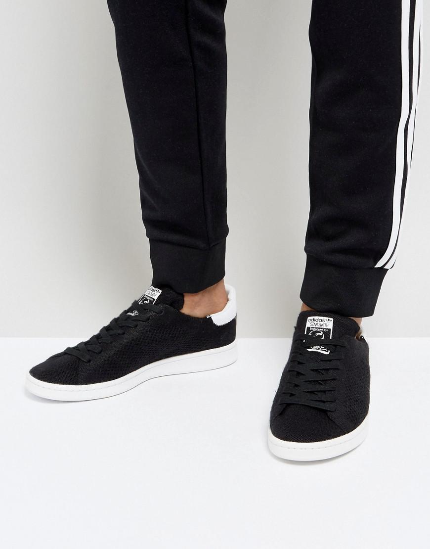 size 40 25455 39235 reduced adidas stan smith black and white asos cf99a 9f6da