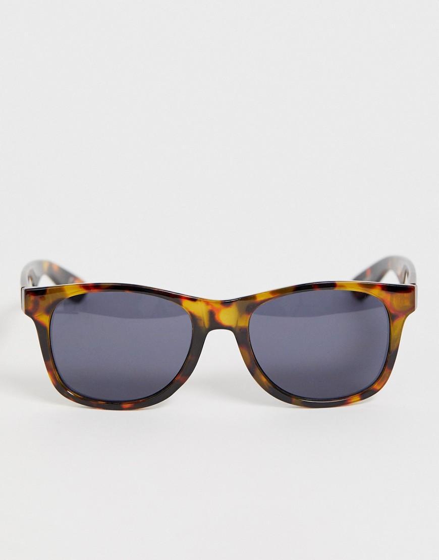 350089869c Vans Spicoli 4 Tortoise Shell Sunglasses In Brown in Brown for Men - Lyst