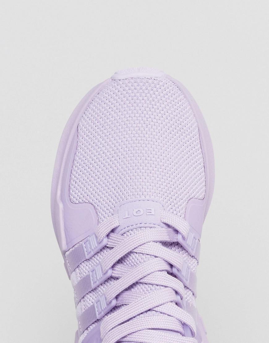 Originals Eqt Support Adv Sneaker In Lilac