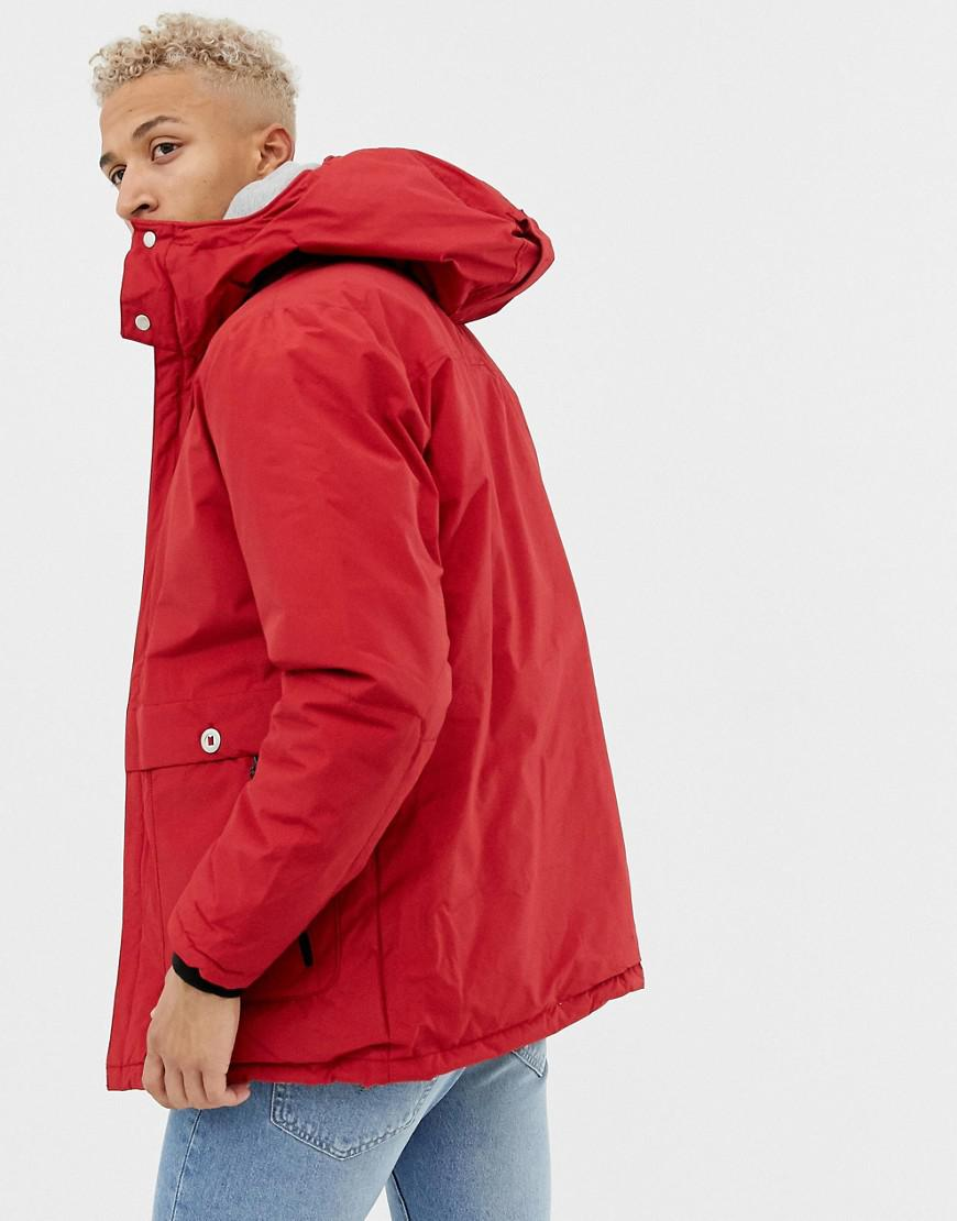 Jacket Red amp;bear Men Pull For In Lyst Padded qH7IESB