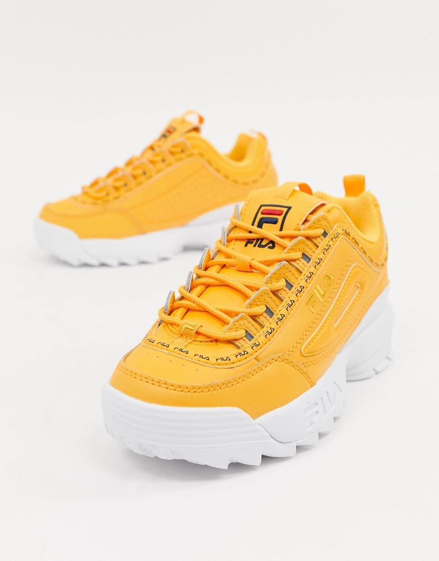 Disruptor Ii Premium Repeat in Yellow