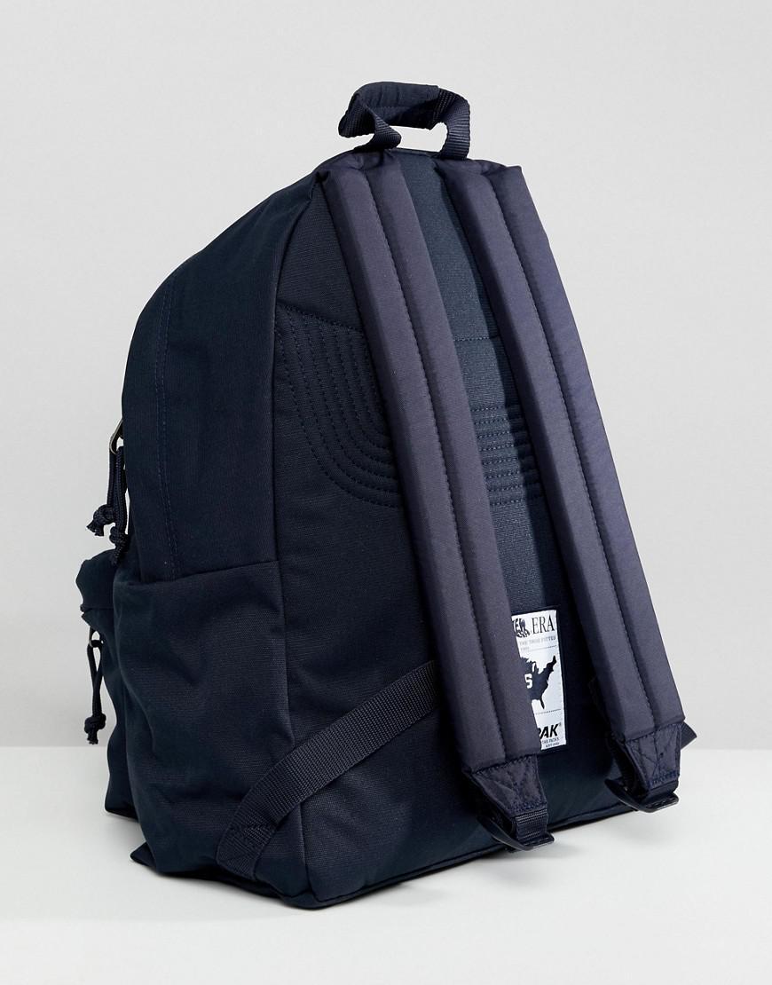 94e6266fe2 Lyst - Eastpak Padded Pak r New Era Navy Backpack in Blue for Men