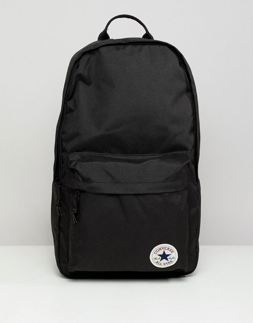796d7f921e4 Converse Backpack In Black 10003329-a01 in Black for Men - Lyst