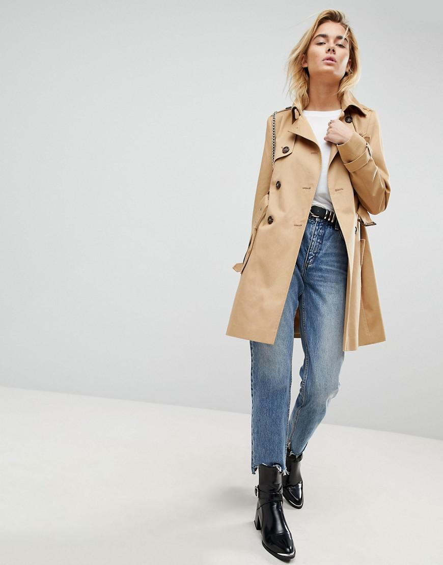 a8ffdaf209564 ASOS. Women s Classic Trench Coat