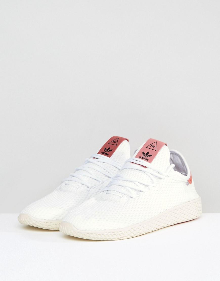 91316cc40da25 Lyst - adidas Originals X Pharrell Williams Tennis Hu Sneakers In ...