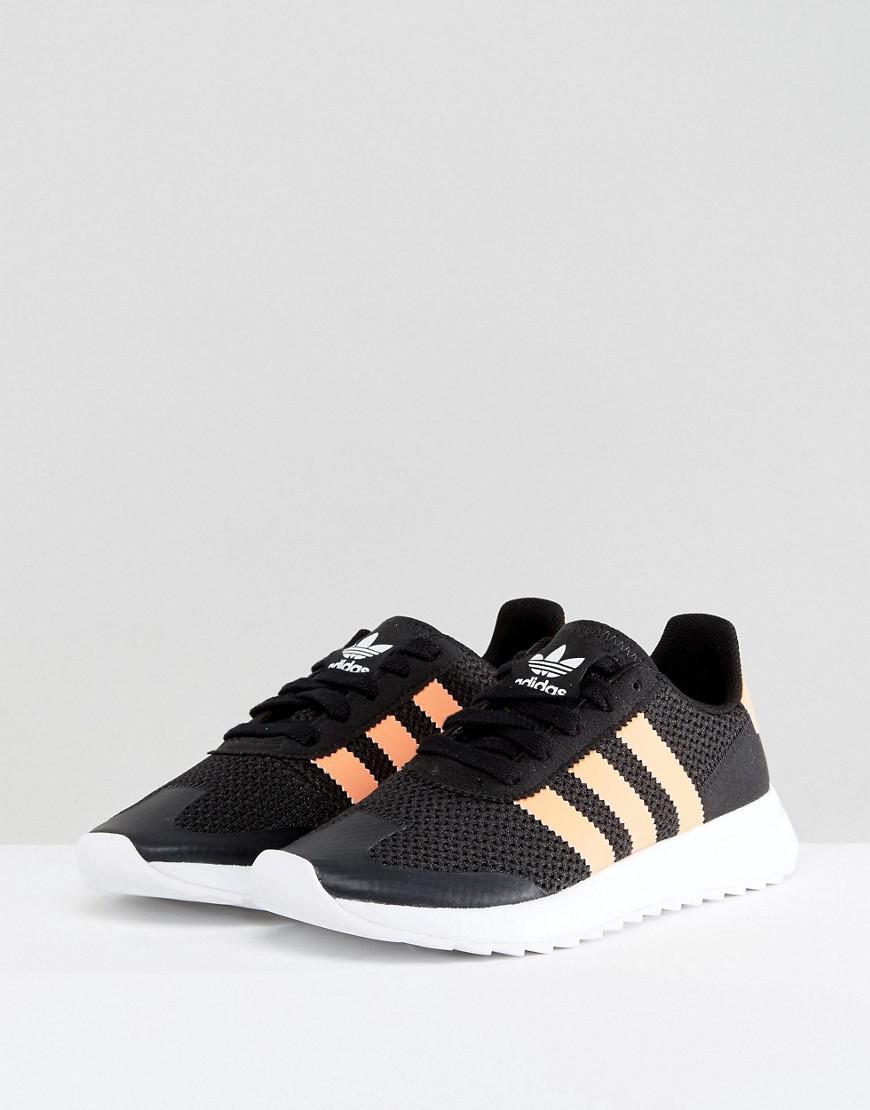 Adidas Originals Flb W Negro J37F8c