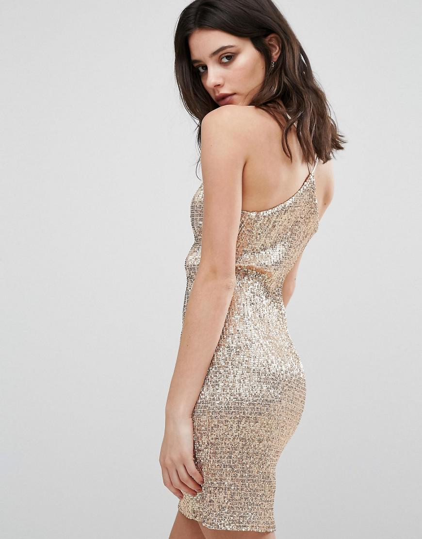 Dress by New Look, Take this cutie out-out, Notch lapels, Plunge neck, Wrap design, Regular cut, Fits you just right. Transforming the coolest looks straight from the runway into wardrobe staples, New Look joins the ASOS round up of great British high street brands.