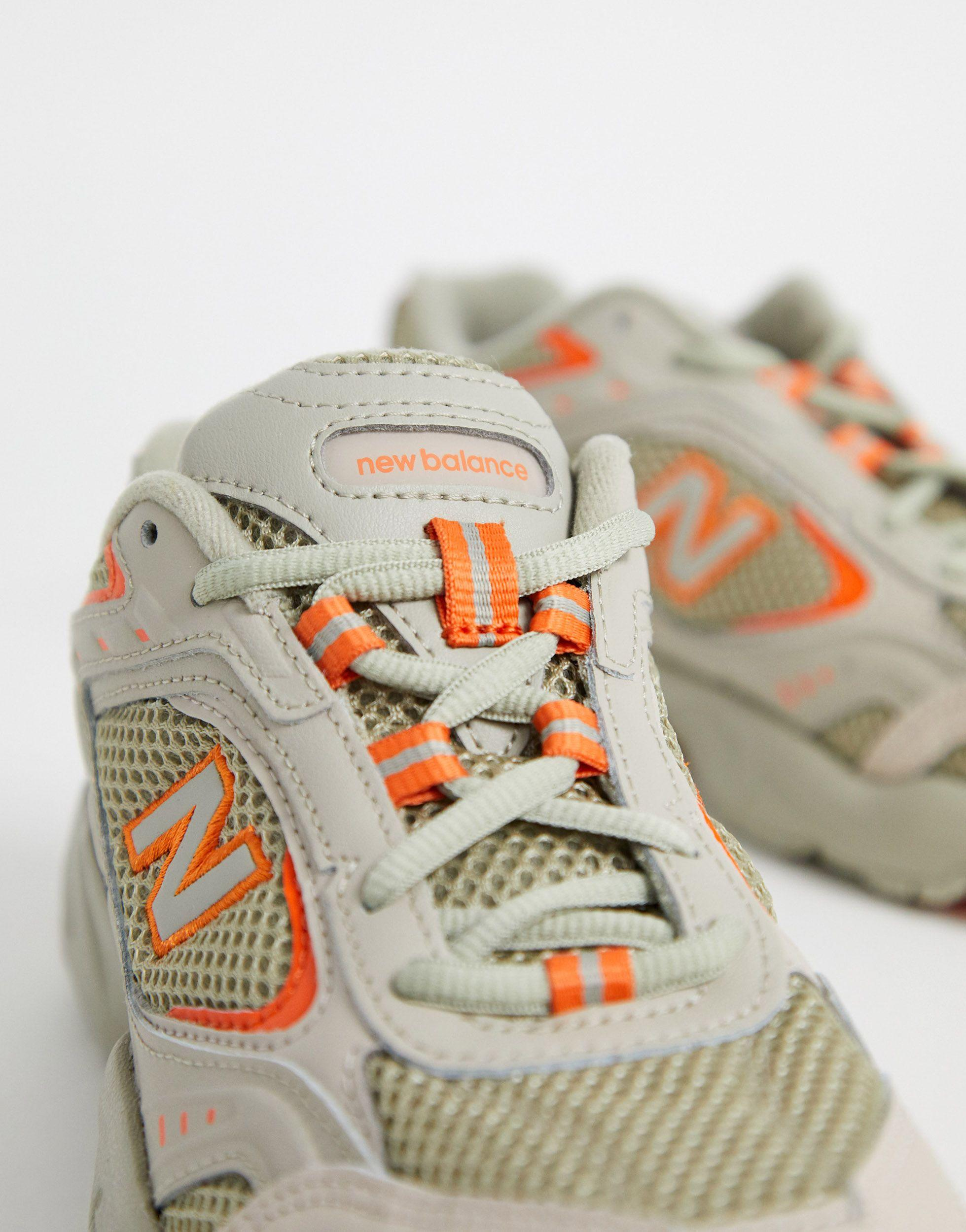 New Balance Utility Pack 452 Trainers in Grey (Grey) - Lyst