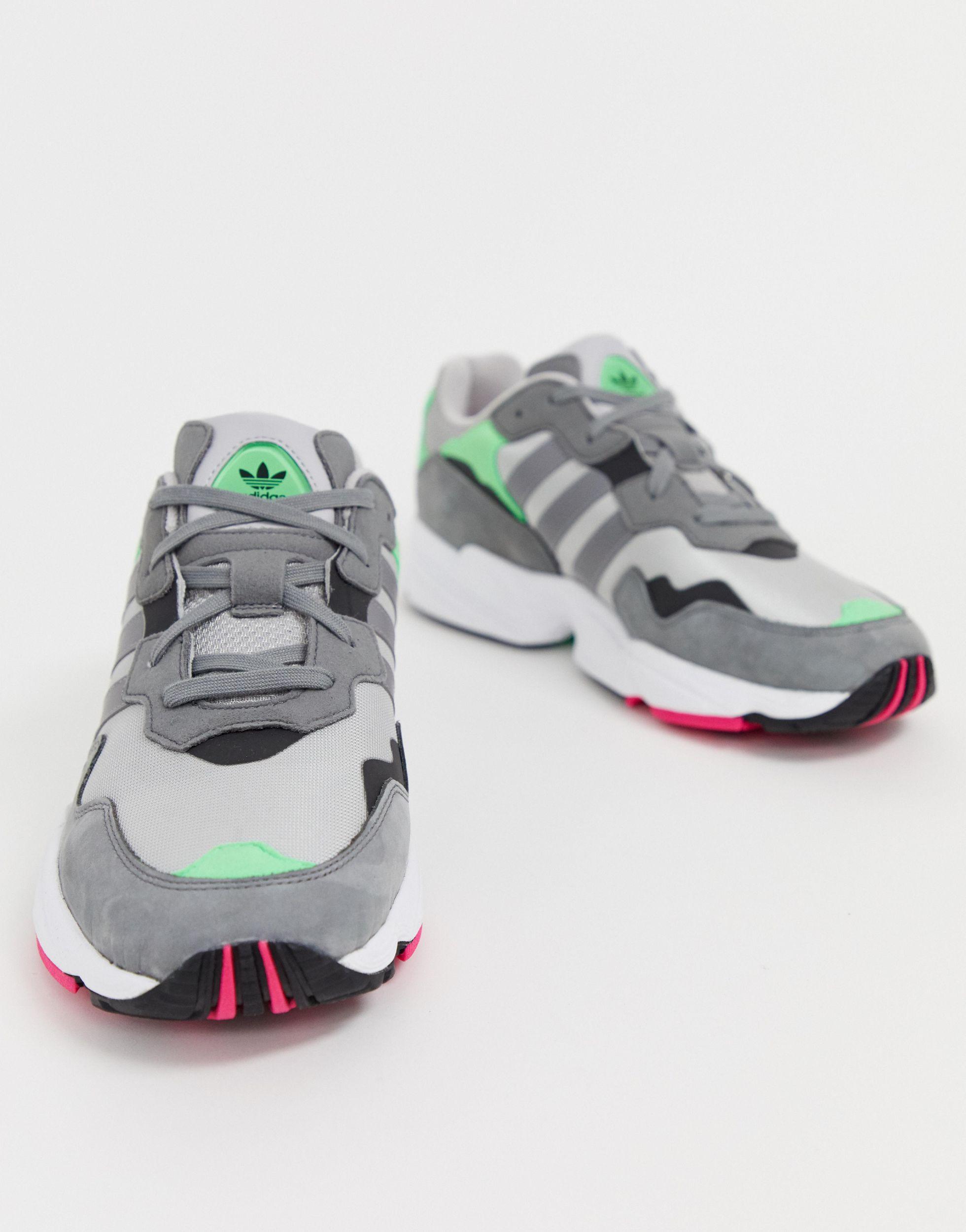 adidas Originals Suede Yung-96 Sneakers