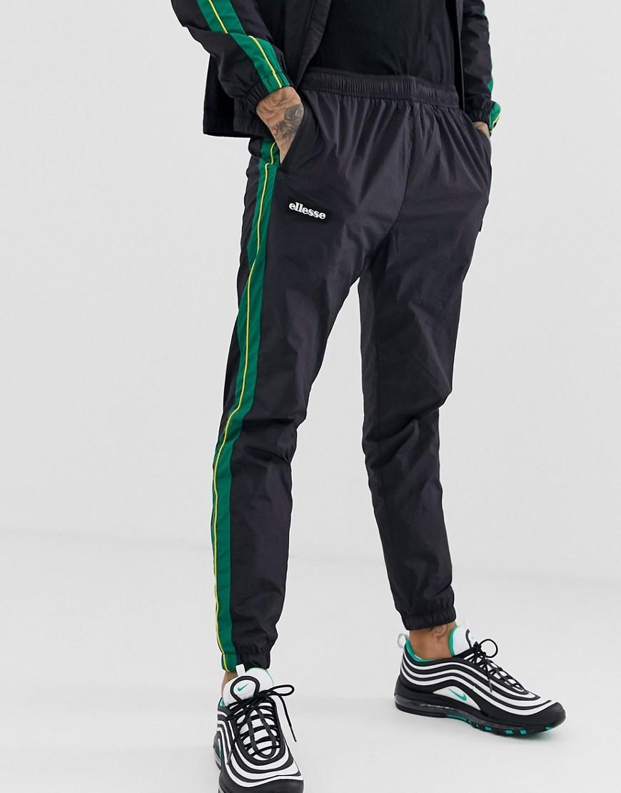3a7e4711553 Lyst - Ellesse Picerio Co-ord Track joggers With Side Stripe In ...