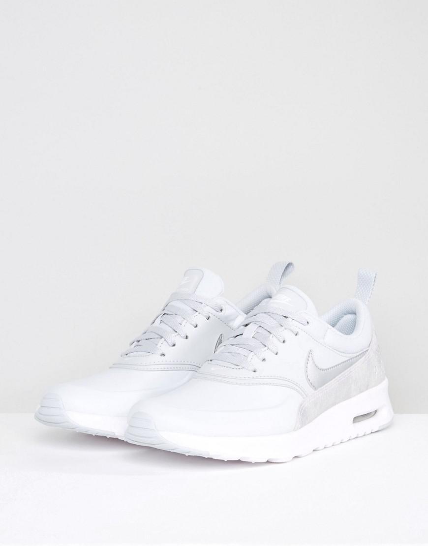 Nike Leather Air Max Thea Premium