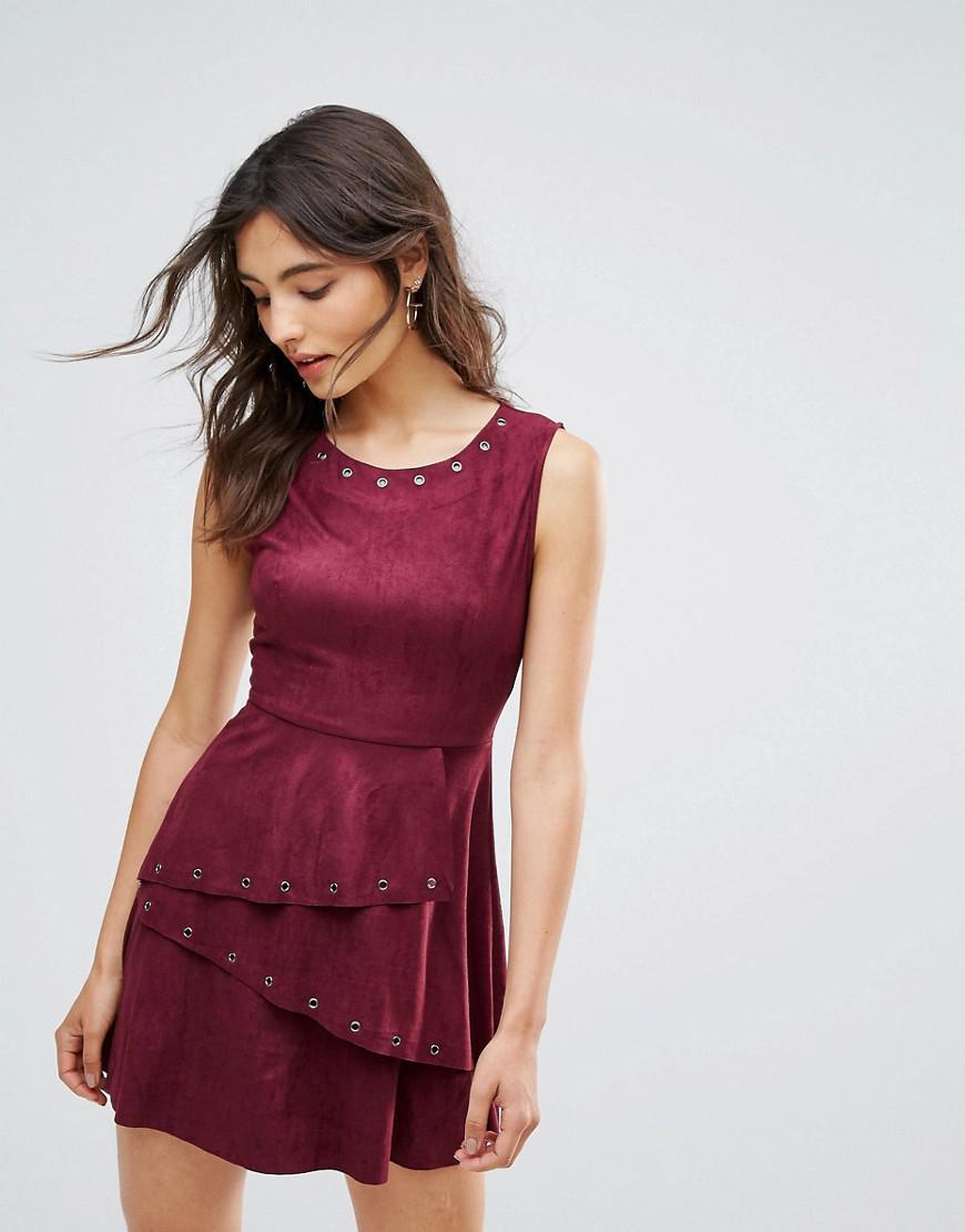 Skater Dress - Pink Ouvre Fashion y7ngaoKX