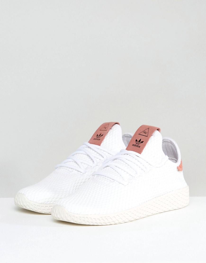 81e12cf31 Lyst - adidas Originals Originals X Pharrell Williams Tennis Hu ...