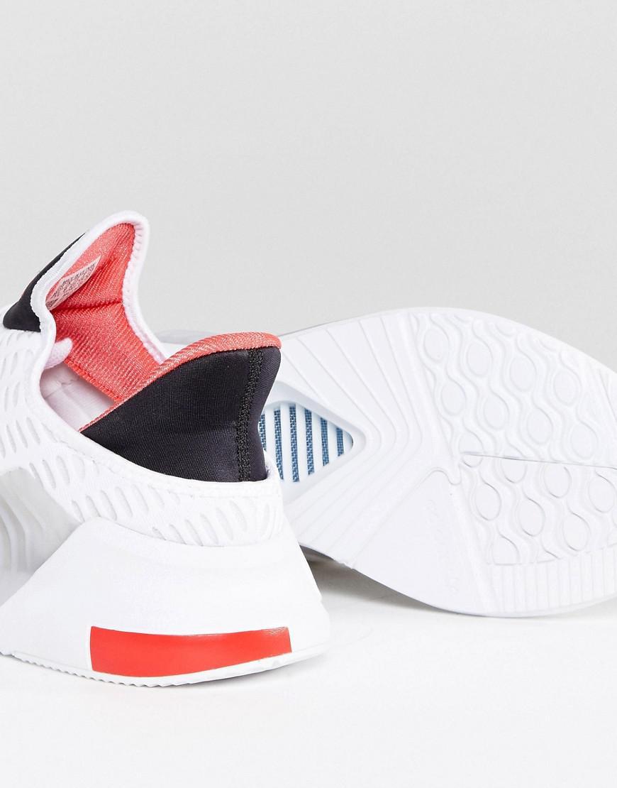 super popular ec402 3c81e Adidas Originals Climacool 0217 Sneakers In White Bz0246 in
