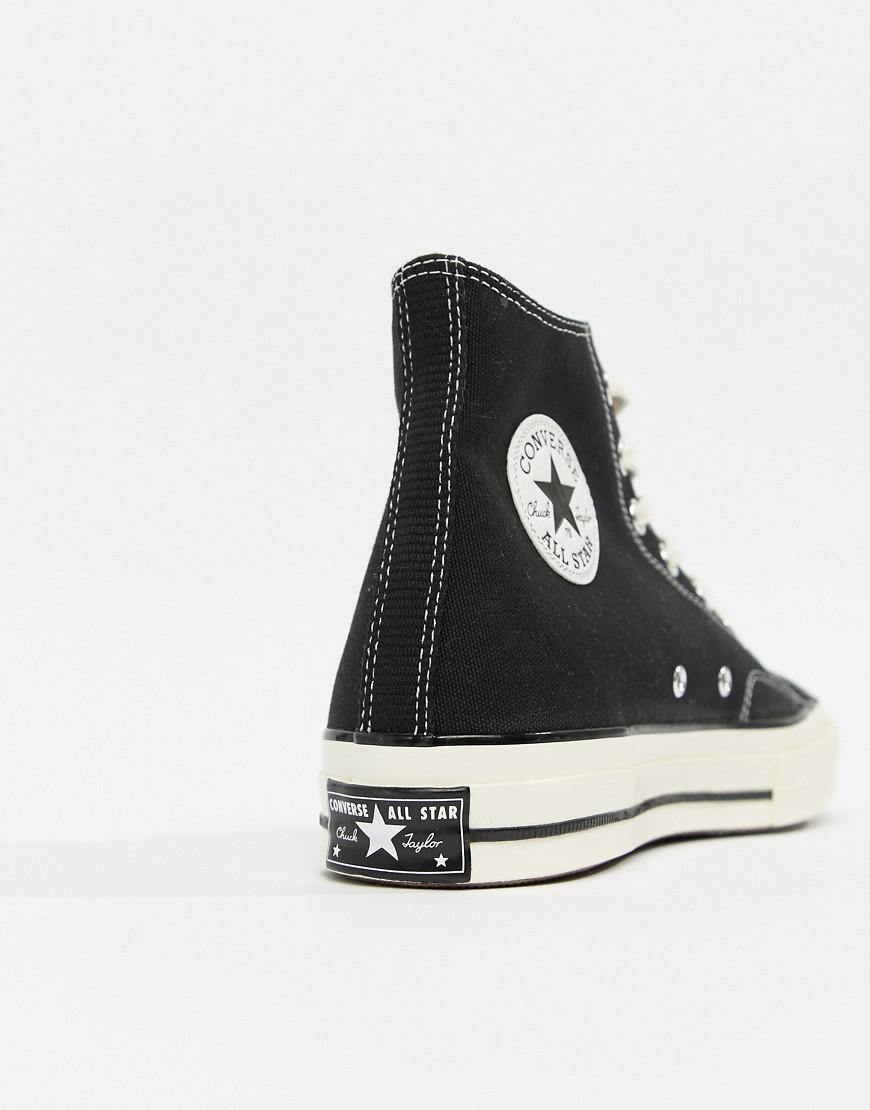 Converse Chuck Taylor All Star  70 Hi Sneakers In Black 162050c in Black  for Men - Lyst c546fa4a5