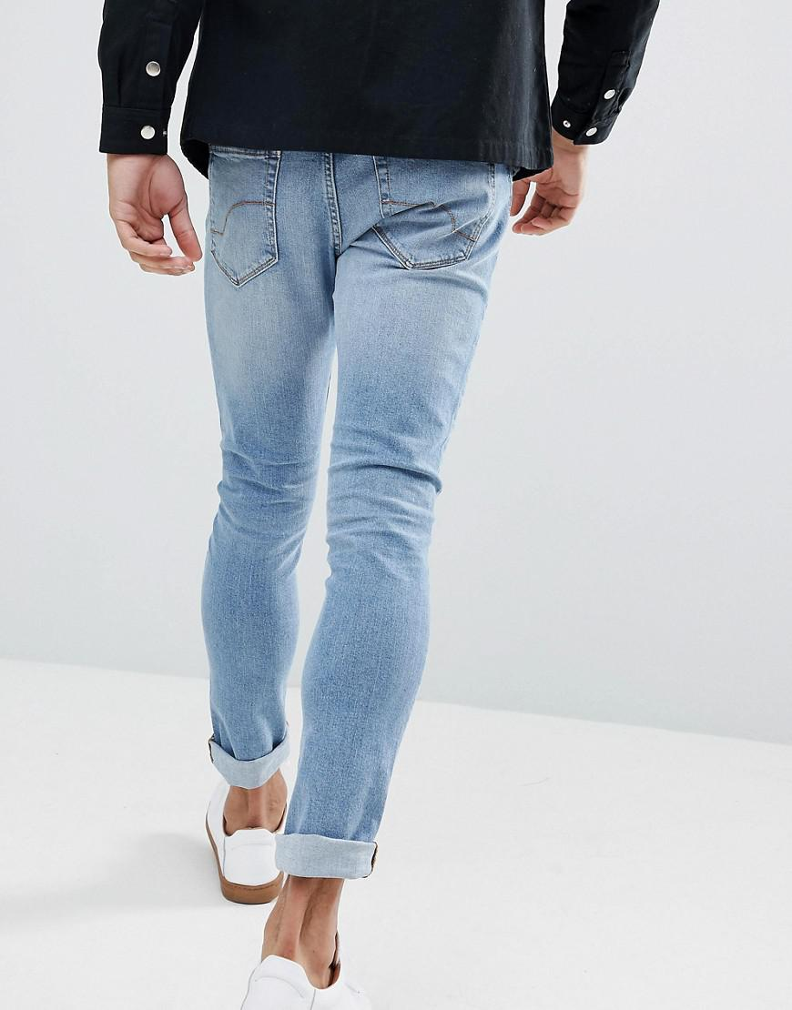 Esprit Denim Skinny Jeans In Light Blue for Men