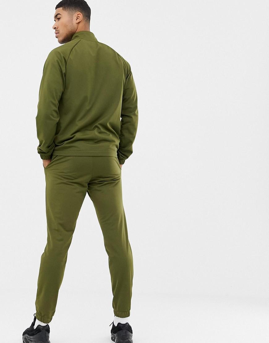 buy best half price website for discount Nike Synthetik Grner Trainingsanzug, 861780-395 in Grün für ...
