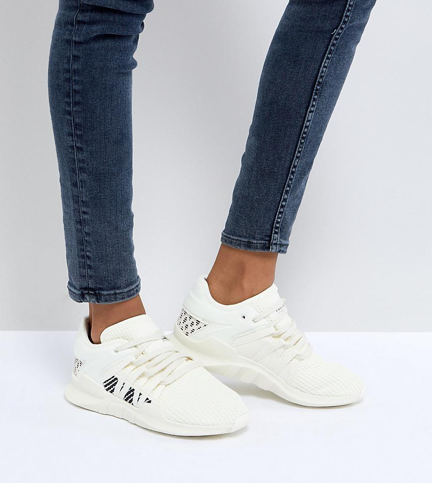 low priced c4b76 660ed Women's Eqt Racing Adv Trainers In Cream