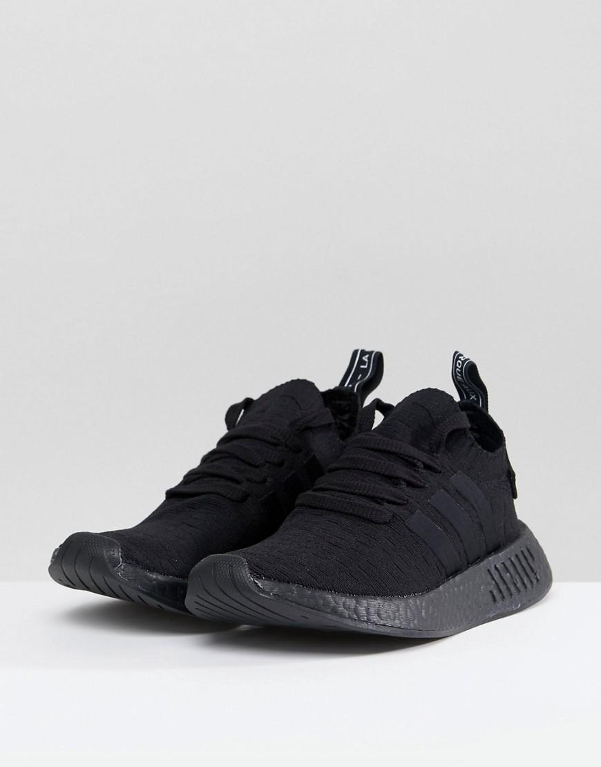 Originals Nmd R2 Trainers In All Black