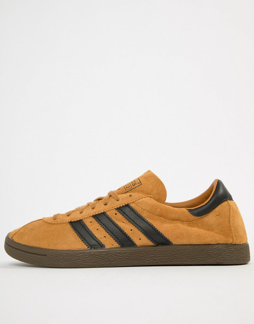 Lyst - adidas Originals Tobacco Sneakers In Yellow Cq2761 in Yellow for Men 18ec3db550773