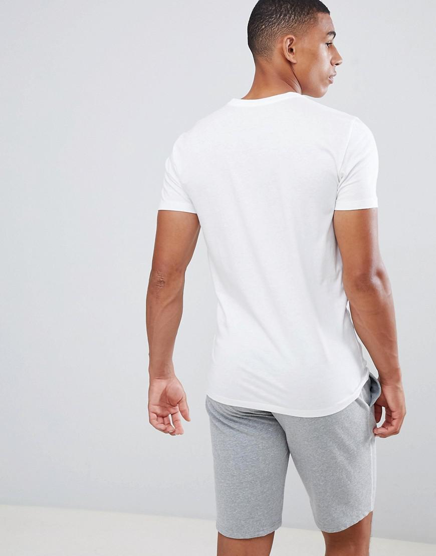 En De Coloris Ralph Lauren Lot 3 Homme T Pour White Shirts Ras Cou Polo jSpGLqUzMV