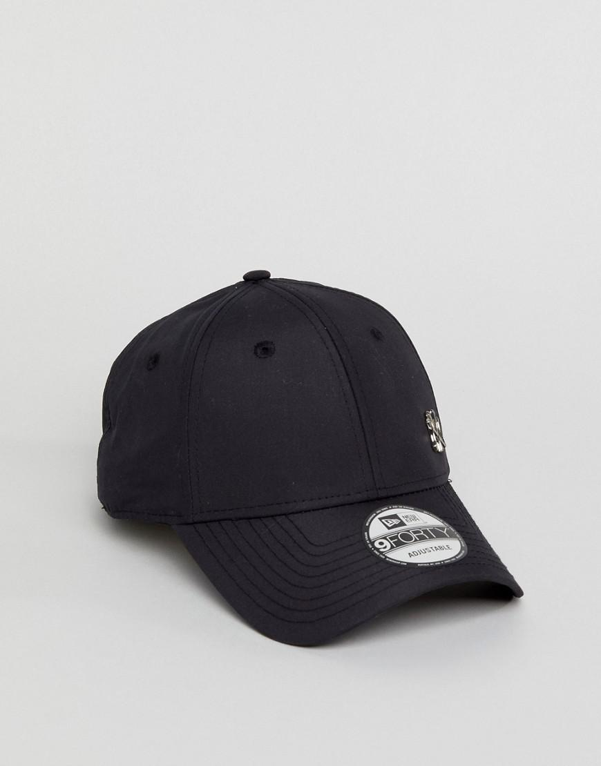 098aa9794b2 KTZ 9forty Flawless Adjustable Cap Ny Yankees in Black for Men - Lyst
