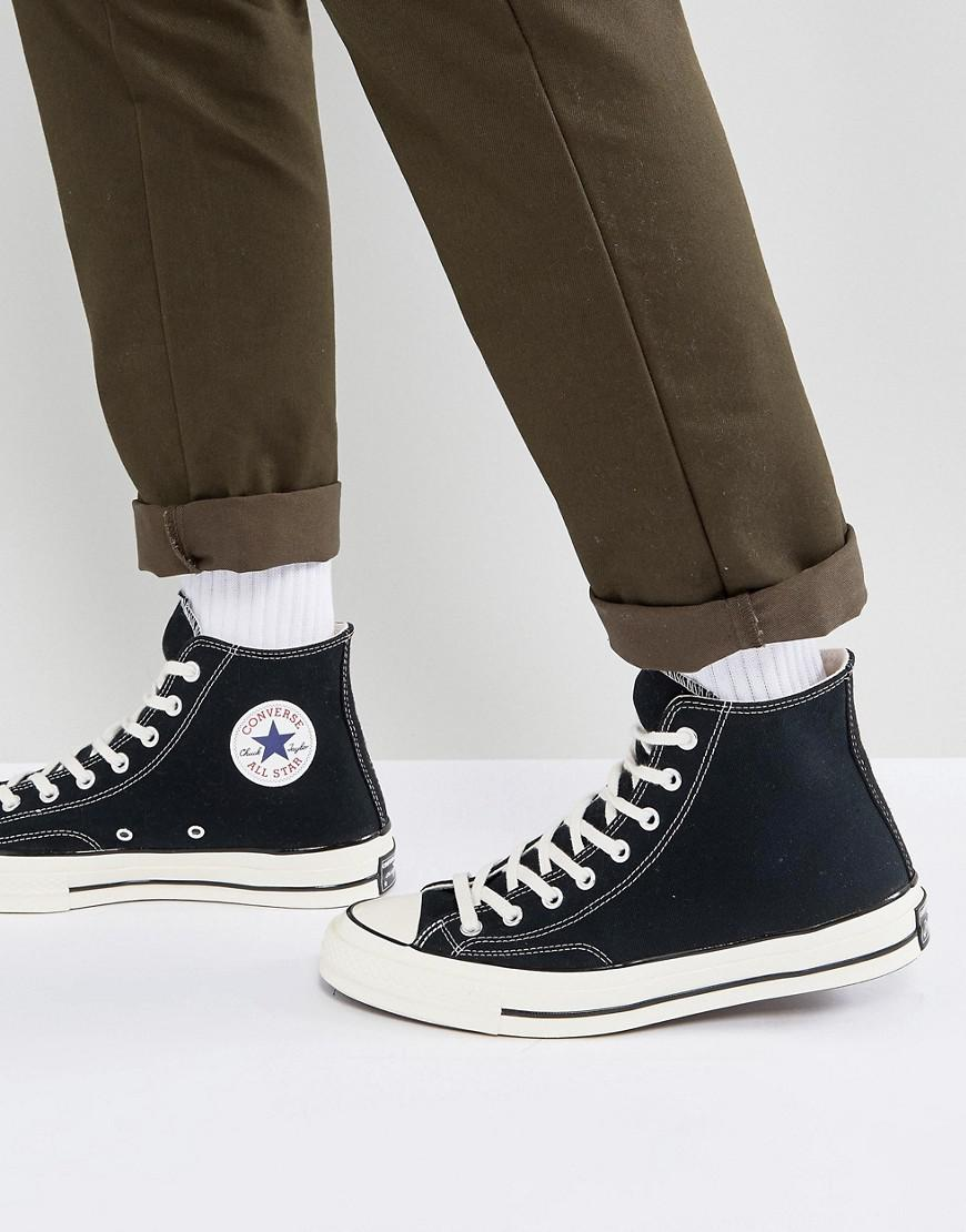 Converse Chuck Taylor All Star '70 Ox Trainers In Black 162058C supply sale online 40GEA0