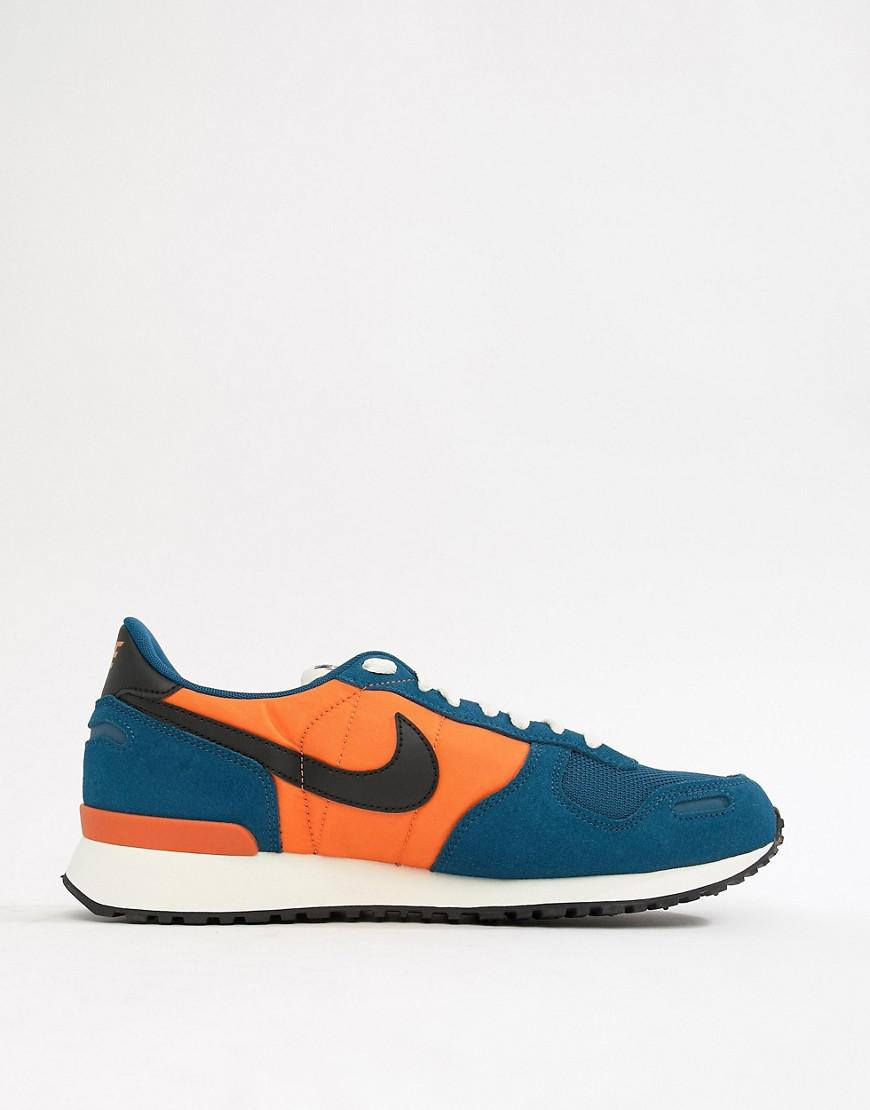 70b480148a1a Nike Air Vortex Trainers In Blue 903896-404 in Blue for Men - Lyst