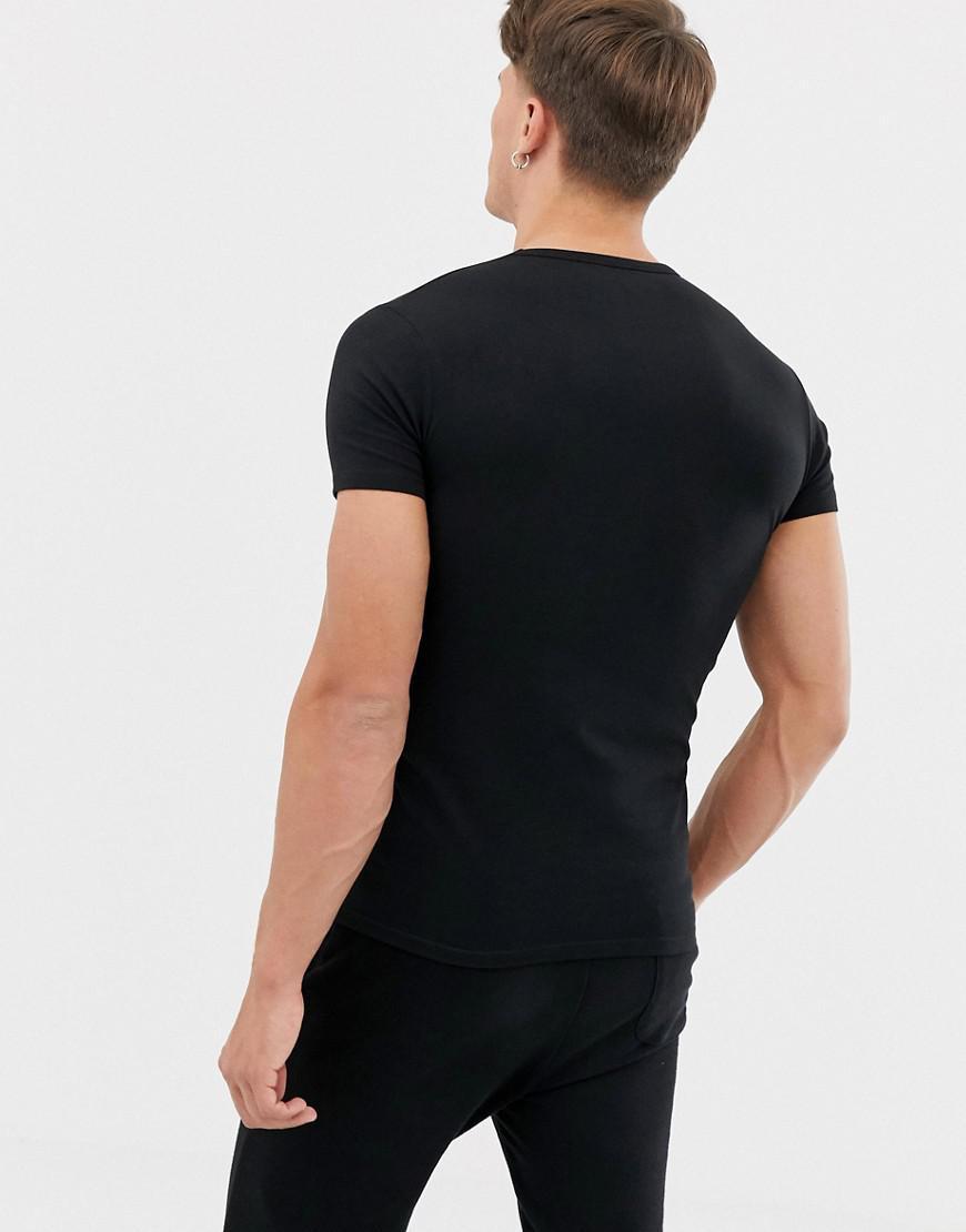 4979e4058 Roberto Cavalli T-shirt In Black in Black for Men - Lyst