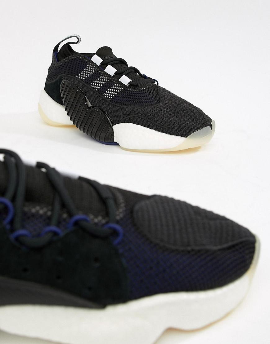ff5c034d597 Lyst - adidas Originals Crazy Byw In Black B37552 in Black for Men
