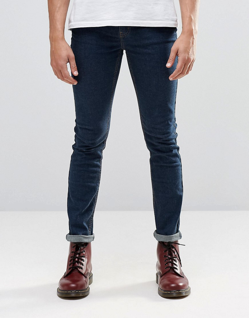 cheap monday jeans tight skinny fit in very stretch one. Black Bedroom Furniture Sets. Home Design Ideas
