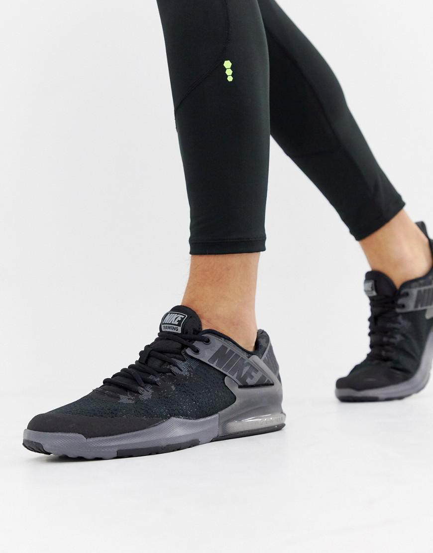 outlet on sale outlet store sale 2018 shoes Zoom Domination 2 Trainers In Black Ao4403-002