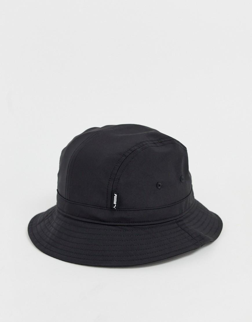 2da1cd59dc8 PUMA Archive Bucket Hat In Black in Black for Men - Lyst
