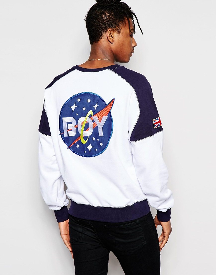 BOY LONDON Mens The purveyors of casual, cool style, Boy London was born on the King's Road in Build the foundation of a great off-duty wardrobe with our unbeatable collection of Boy London .