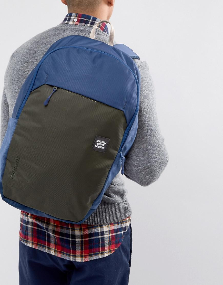 online store new photos special for shoe Herschel Supply Co. Synthetic Mammoth Backpack Large 23l in Navy ...