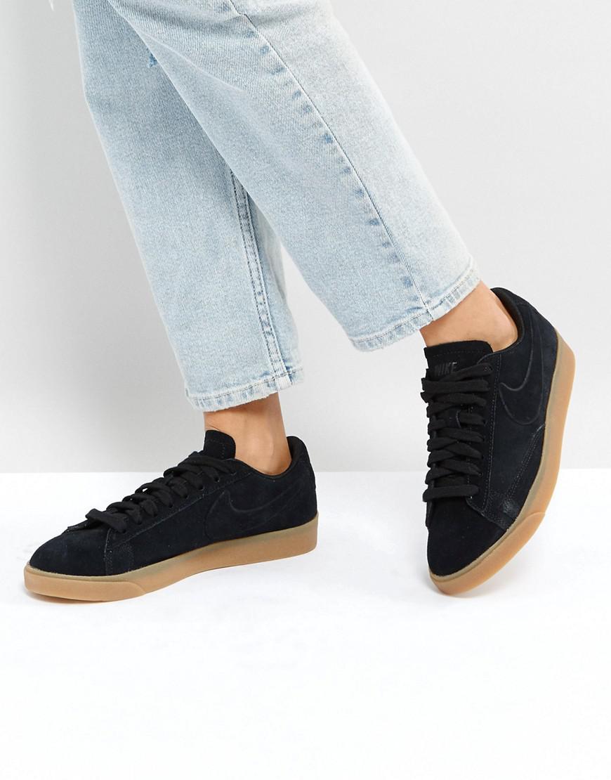 Nike. Women's Blazer Low Trainers In ...