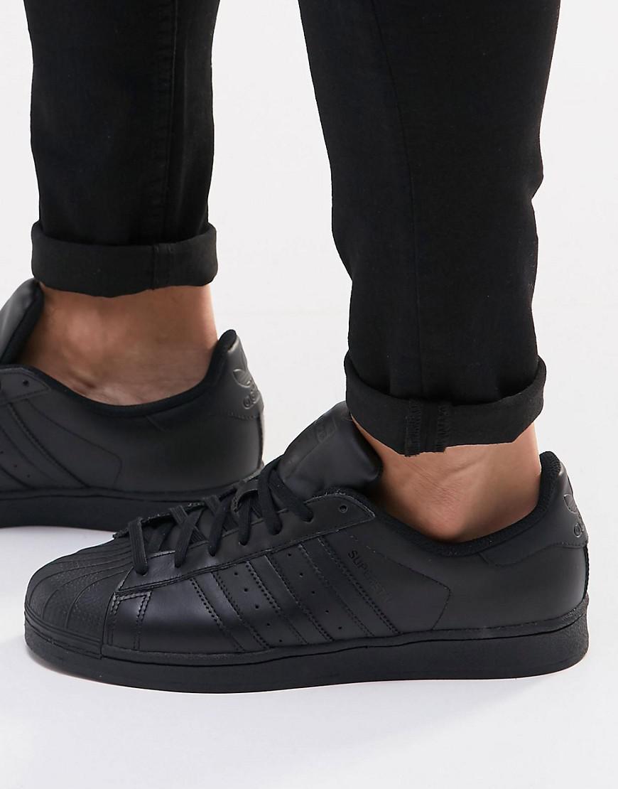 adidas originals superstar mens trainers