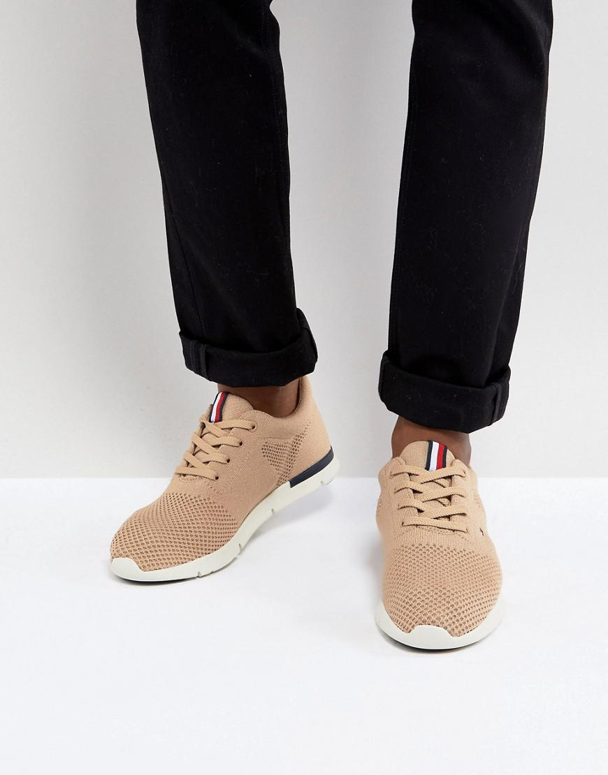 Tommy Hilfiger Knit Sneakers for Men - Lyst