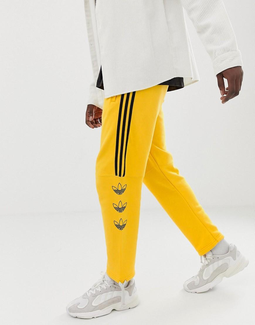 pantalon jaune adidas reduced 2e1a3 7bd2e