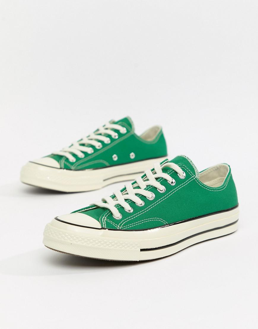Converse Chuck Taylor All Star  70 Ox Sneakers In Green 161443c in ... 936e071f2