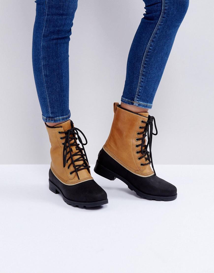 Sorel Emelie 1964 Waterproof Boot (Women's) XgpBO7c7fa