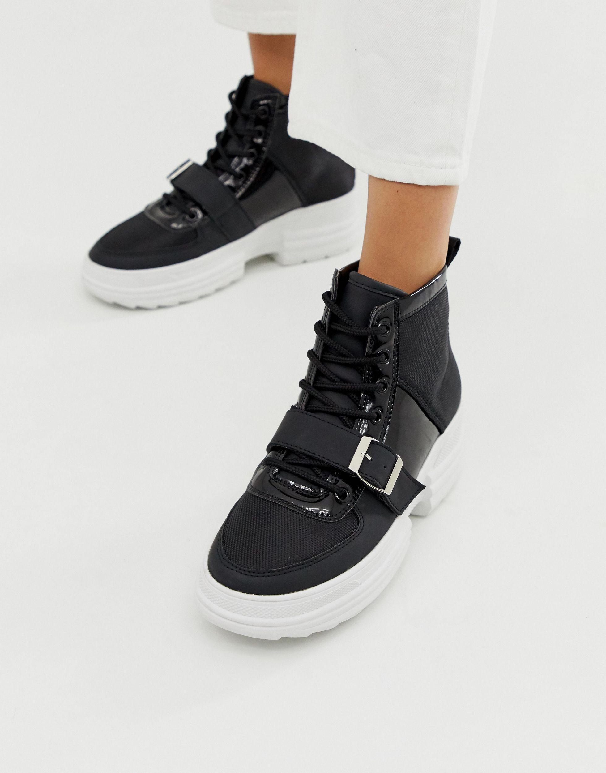 Zapatillas ASOS de color Negro