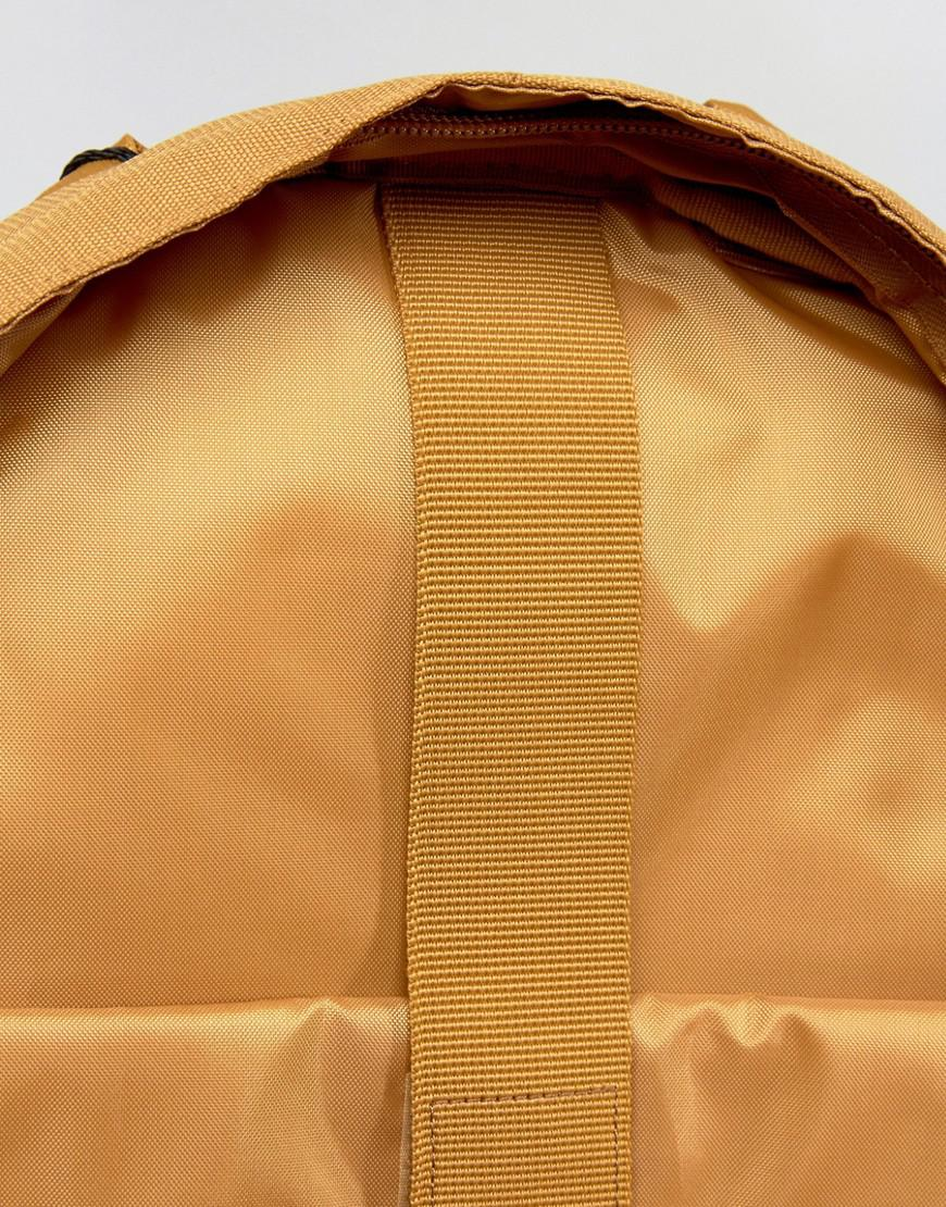 Eastpak Canvas Floid Backpack 16l in Yellow for Men