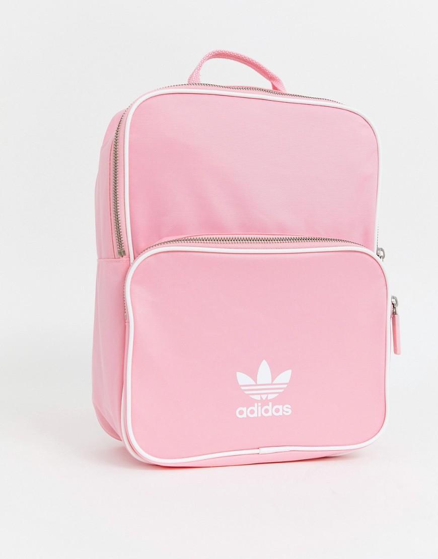 Adidas - Originals Adicolor Backpack In Pink - Lyst. View fullscreen b0aa41fcf5c2f