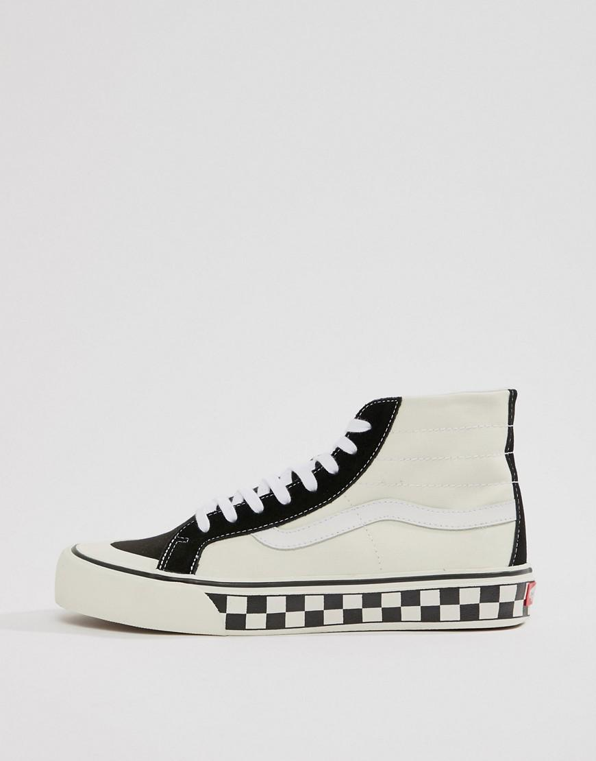 Vans Sk8-hi 138 Decon Sf Sneakers In Black Va3mv1r34 in Black for ... f58af7ff5