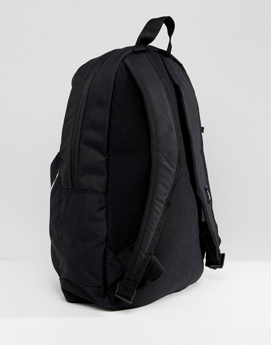 Nike Black Large Swoosh Logo Backpack in Black - Lyst dbc095c60