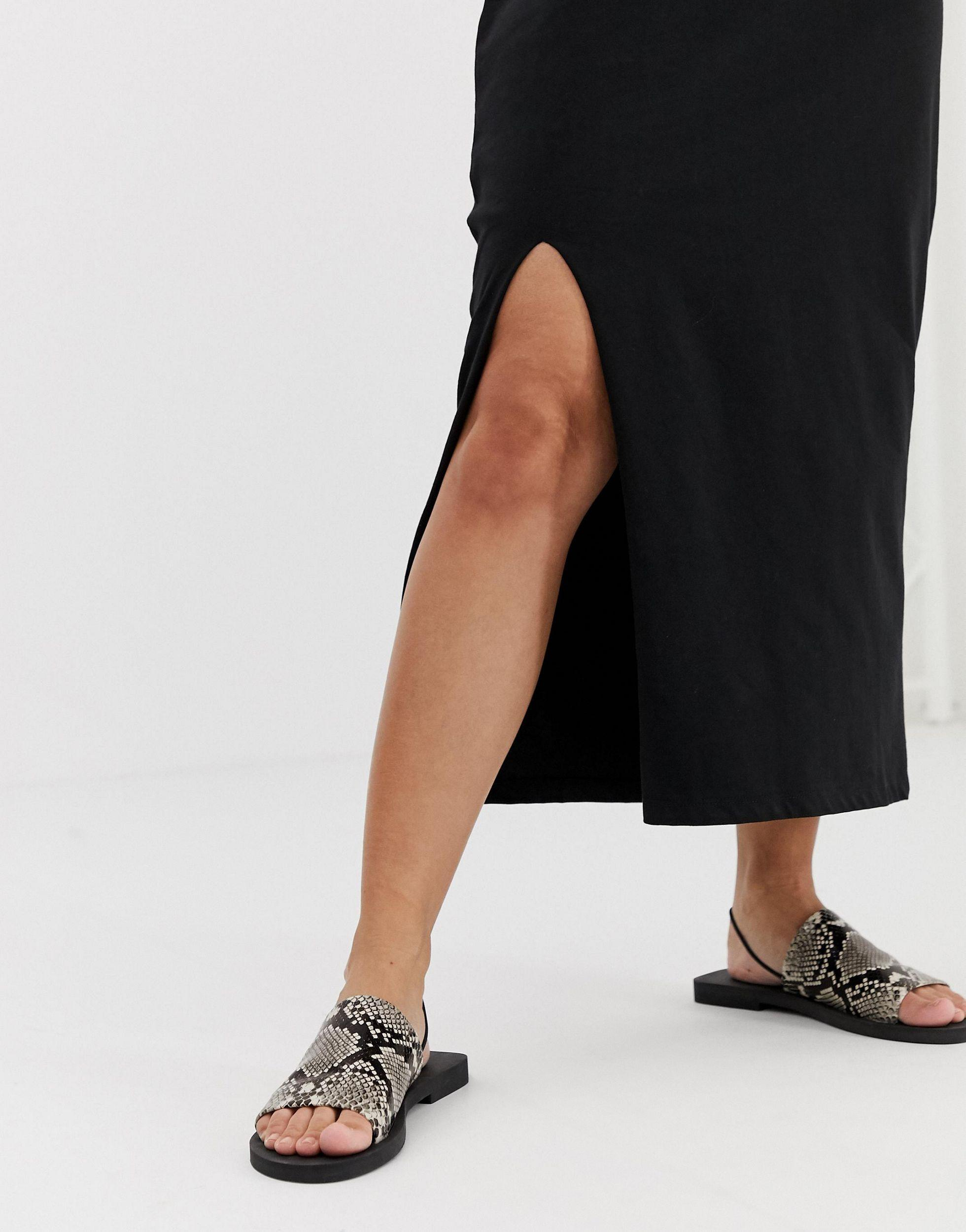 Asos Design Petite Ultimate T-shirt Maxi Dress