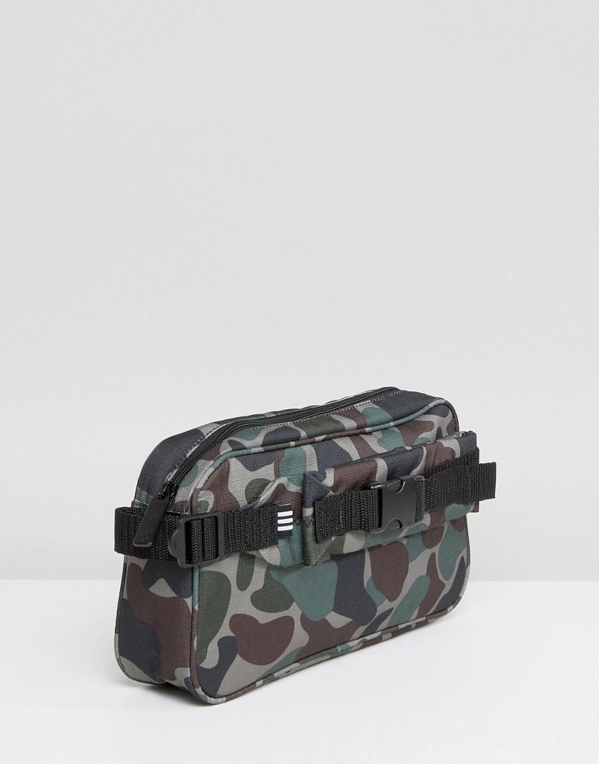 Lyst - adidas Originals Cross Body Bag In Camo Bq6090 in Green for Men ba7f96d857200