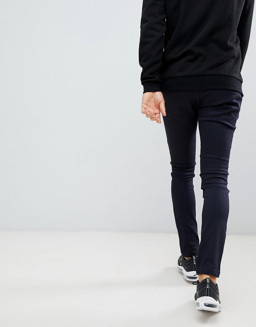 8885a423a1b7f Lyst - G-Star RAW Bronson Skinny Chino In Blue in Blue for Men